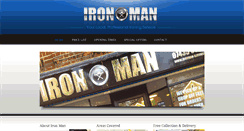 Preview of ironman-services.co.uk